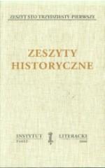 Zeszyty Historyczne zeszyt 131