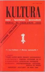 Kultura nr 1/628 - 2/629  (wydanie krajowe) 2000
