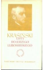 Listy do Jerzego Lubomirskiego.