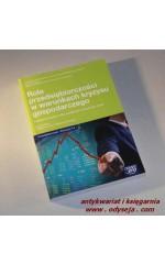 Rola przedsiębiorczości w warunkach kryzysu gospodarczego