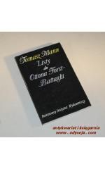 Listy do Ottona Forst-Battaglii / Tomasz Mann