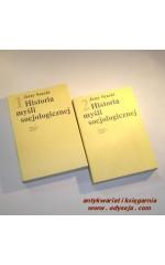 Historia myśli socjologicznej  t. 1/2   /  Szacki