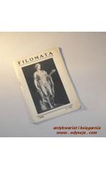 FILOMATA  1939  nr 110