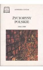 Życiorysy polskie 1944-1989 /  Czyżak