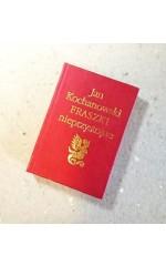 Fraszki nieprzystojne /  Kochanowski  miniaturka