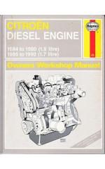 CITROEN Diesel Engine Owners Workshop Manual