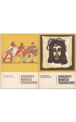 Apokryfy Nowego Testamentu cz. 1 i 2